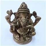 Antique Metal Ganesh