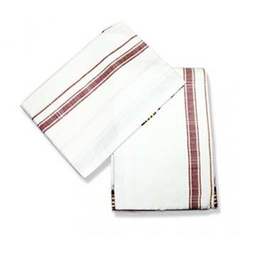 Cotton dhoti with shawl