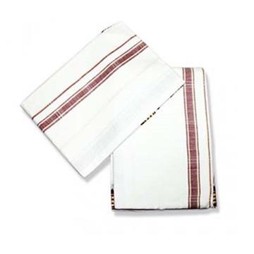 Cotton dhoti with shawl