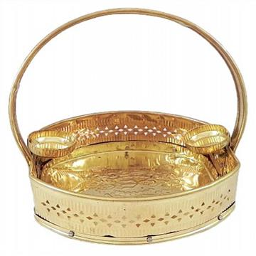 Flower Basket for Puja