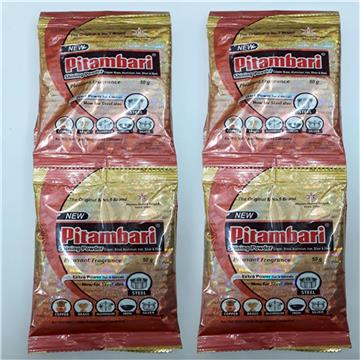Pitambari Shining Powder (4 packets)
