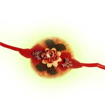 One Stone Flower Rakhi